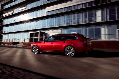 """Mazda6"" press pictures by Harald Dawo"