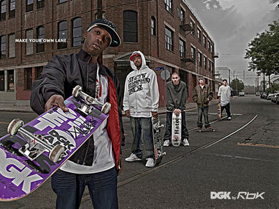 GLAMPR for REEBOK DGK