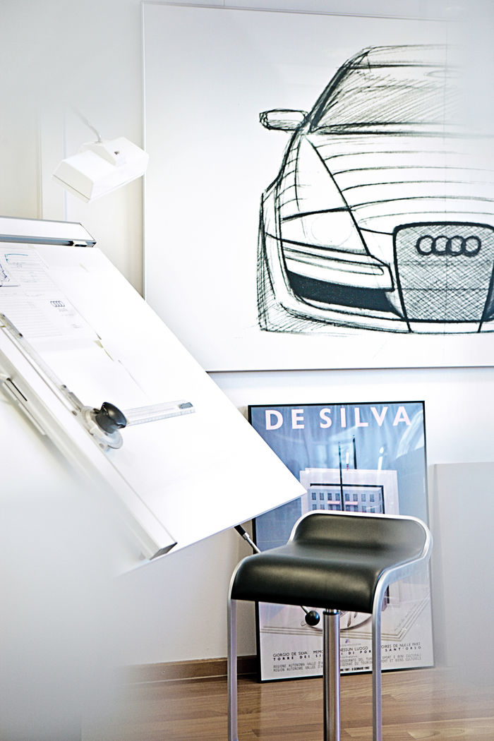 NILS HENDRIK MUELLER, Corporate Photography for Audi AG