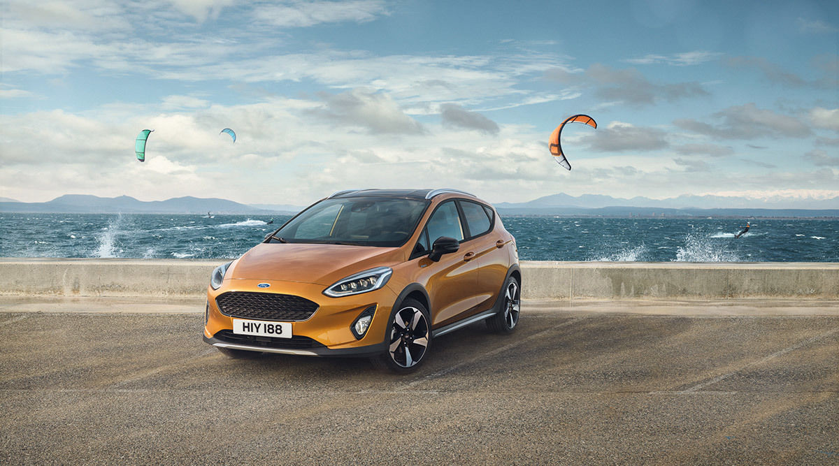 FORD FIESTA ACTIVE by Christian Schmidt
