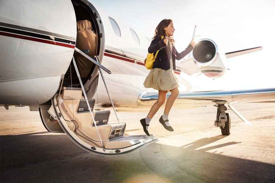 Lufthansa Private Jet