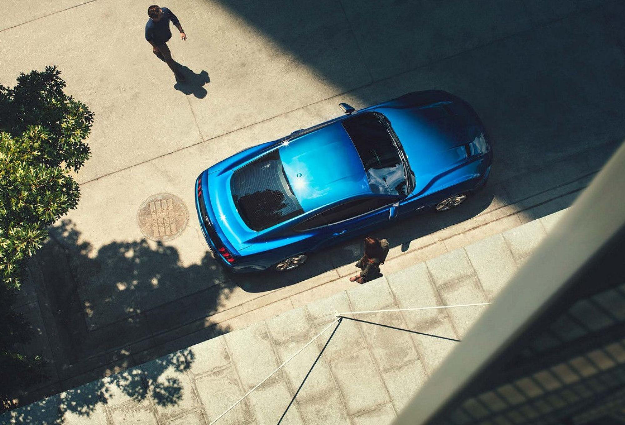 PATRICK CURTET - Ford MUSTANG