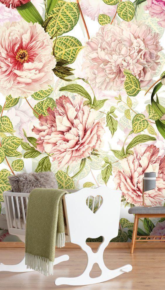 UTART Pastel Pink Dreams Wallpaper