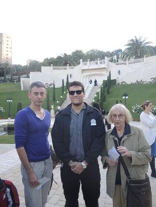GOSEE : Bahai Terraces, Haifa