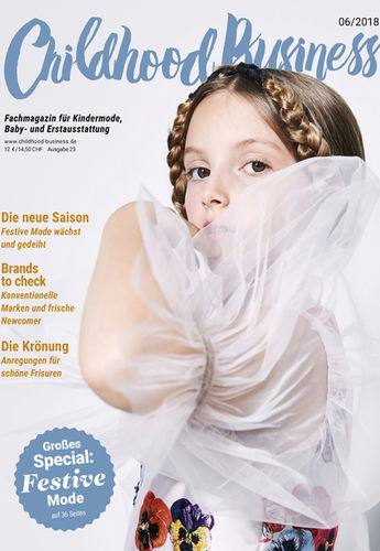 SABINE DUERICHEN c/o Kristina Korb GmbH for Childhood Business