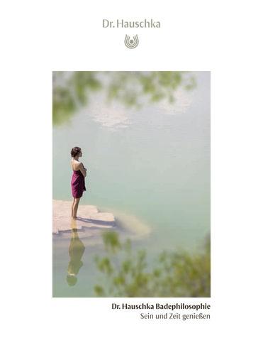 VERONIKA FAUSTMANN PHOTOGRAPHY for DR. HAUSCHKA