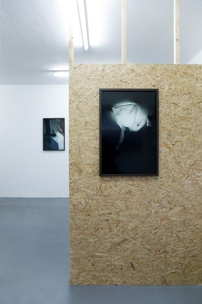 Silja Yvette 'SEASON OF ADMIN' - installation view