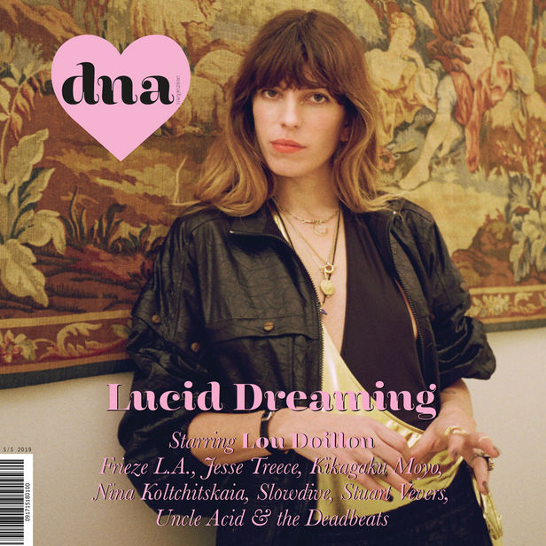 LOU DOILLON styled by Özge EFEK c/o LES ARTISTS BY JOSEF STOCKINGER for DNA MEXICO
