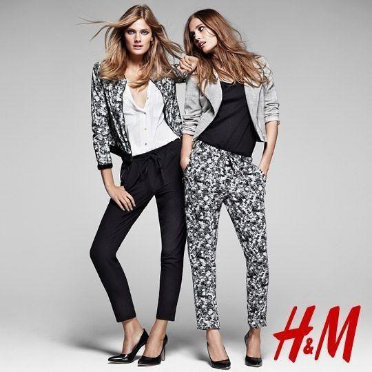 MUNICH MODELS : Constance JABLONSKI for H&M