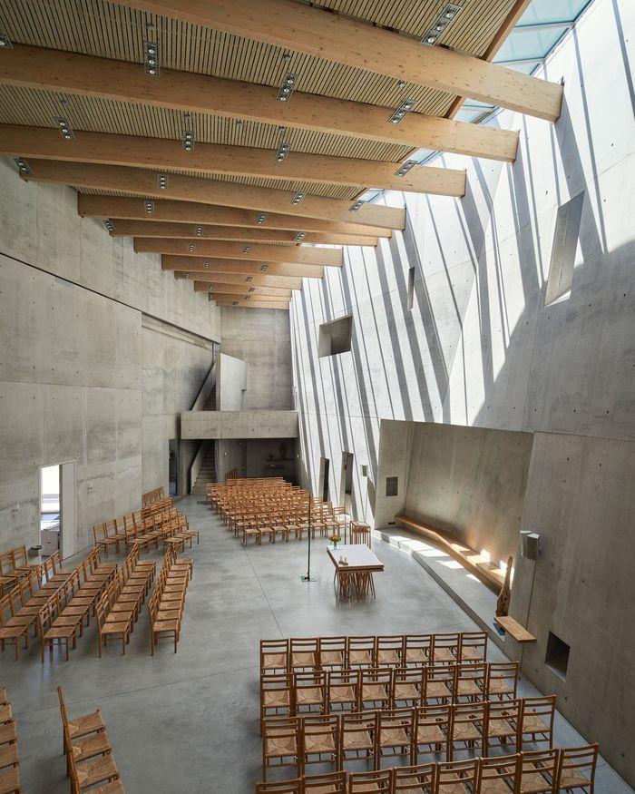 Maria-Hilf-Kirche - Janik Gensheimer