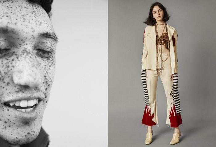 Frida Marklund c/o LUNDLUND for BON MAG