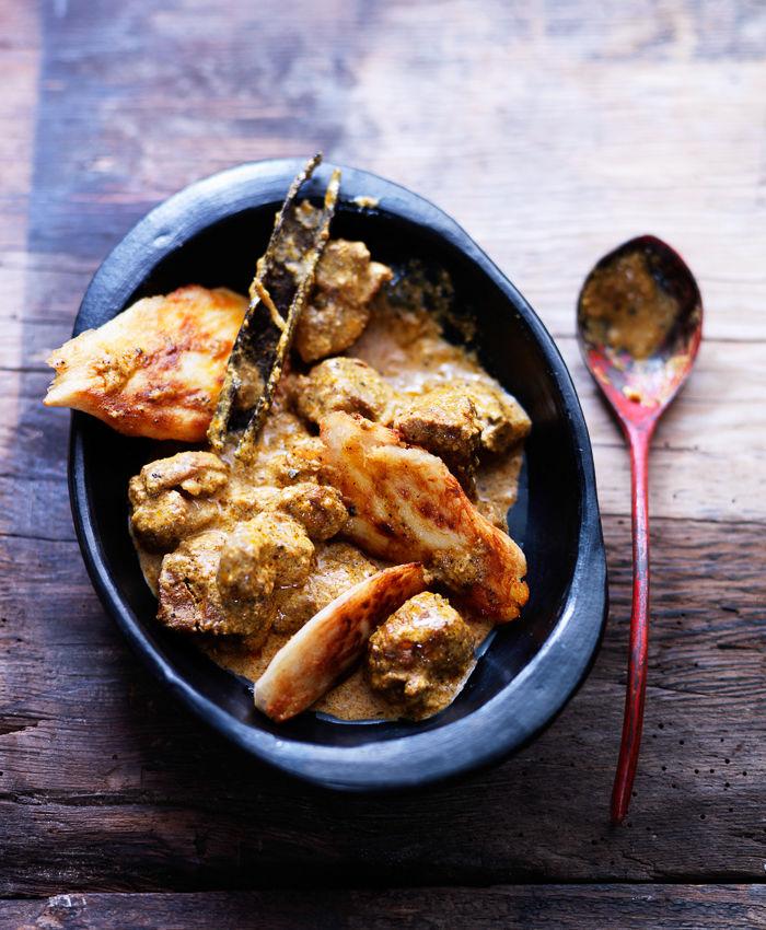 Lamb Yam Curry