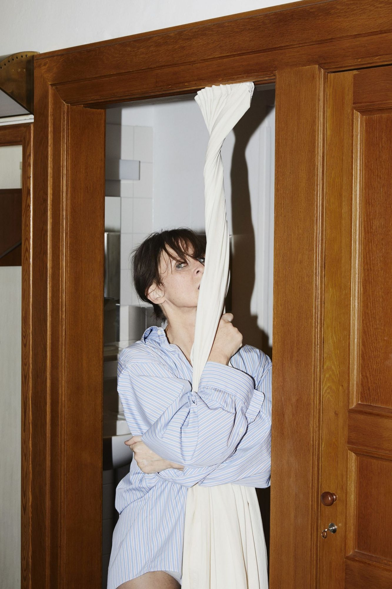 LIGANORD ARTIST HELENA NARRA / HAIR MAKE-UP - SOPHIE ROIS / DIE DAME