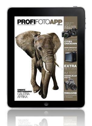 PROFIFOTO : iPad App