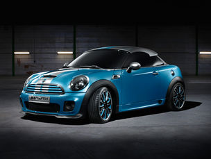 THOMAS VON SALOMON for MINI COUPÉ