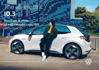 CLAAS CROPP CREATIVE PRODUCTIONS // VW ID.3
