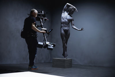 RANKIN X SERGEI POLUNIN FOR HUNGER