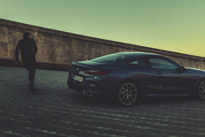 STEFAN EISELE POSTPRODUCTION : BMW 8 Series Coupe