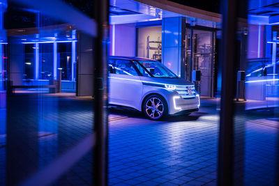 UPFRONT: Jan Eric Euler for Volkswagen Budd-e