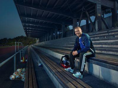 KLAUS STIEGEMEYER : OLAF HEINE for DFB