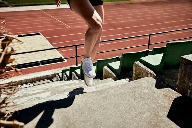 Paul CALVER c/o MAKING PICTURES photographed ADIDAS AlphaEdge 4D campaign