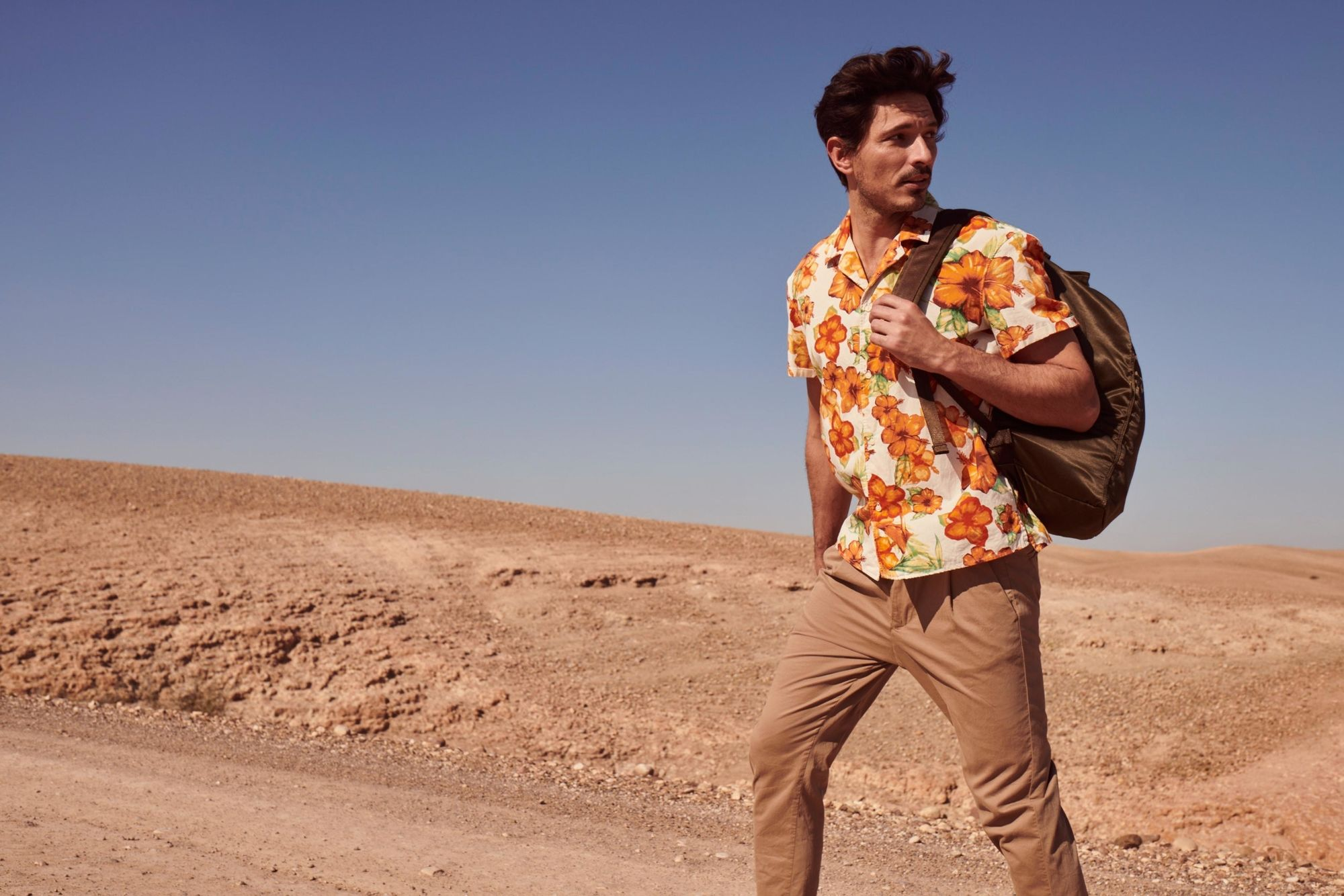 ANDREAS ORTNER for PEEK & CLOPPENBURG