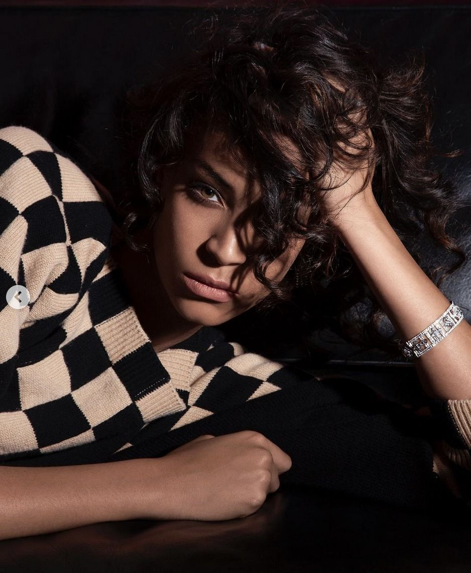 Chantal Monoghan for Louis Vuitton Editorial shot by Michele Bloch-Stuckens