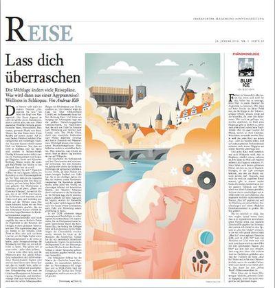 Pietari Posti for Frankfurter Allgemeine Sonntagszeitung