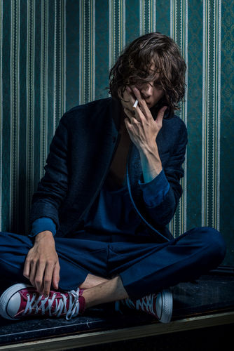 RGBERLIN: Studio David Fischer for L'Officiel Hommes