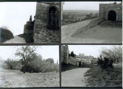 The Gardens of the Fort Saint-André,VILLENEUVE LES AVIGNON,Provence,France