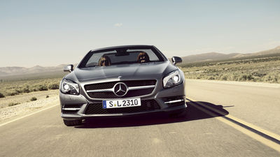 MARC TRAUTMANN for MERCEDES BENZ MAGAZINE