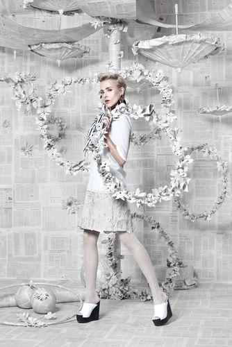Ajoure Magazine / Paper Love