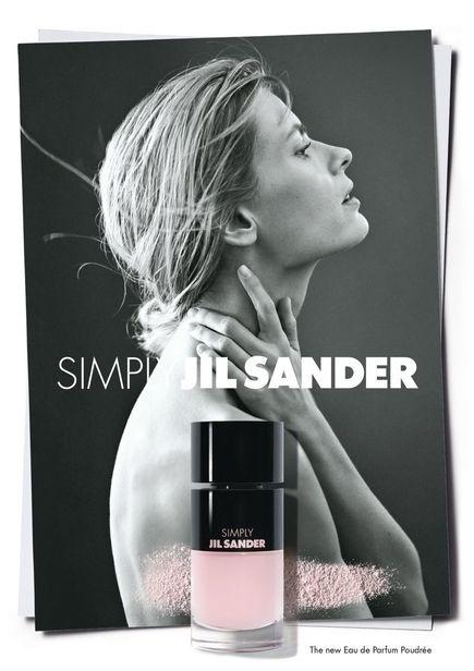 JULIA STEGNER for Jil Sander Simply Fragrance 2018