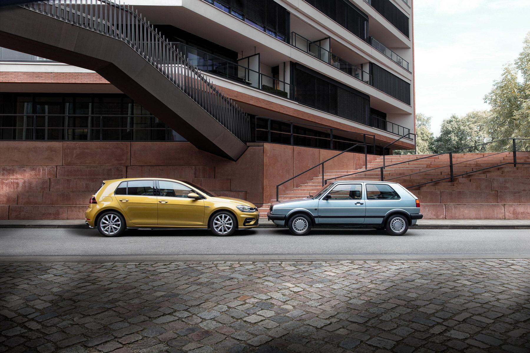 DOUBLE T PHOTOGRAPHERS: Maik Floeder für Volkswagen – Old vs. New