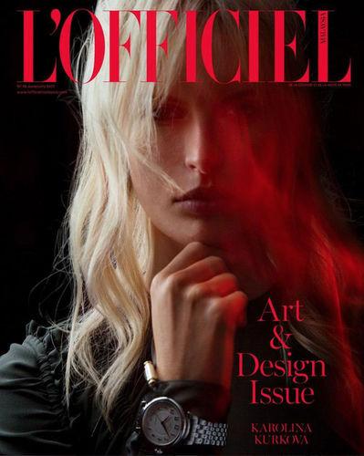 DAMIEN KRISL for L'Officiel