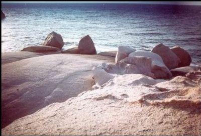 Seascape,Marine Geology,Calvie Bay;in the Morning Light