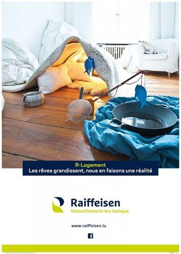COSMOPOLA Artist BJÖRN EWERS for Raiffeisen