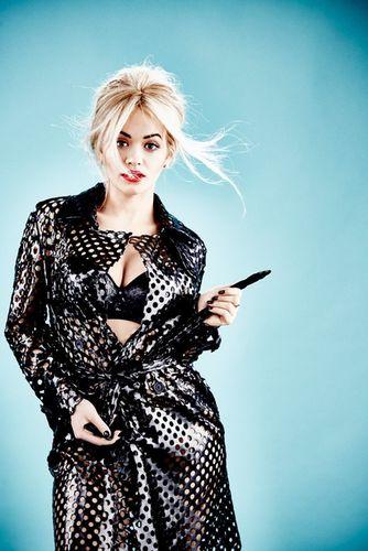 ESTHER HAASE : Rita Ora for GRAZIA ITALY