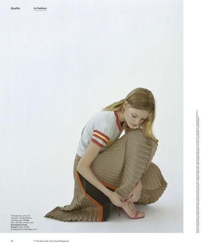 Axel Lindahl for T Magazine