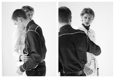 Frida Marklund c/o LUNDLUND for INTERVIEW MAGAZINE