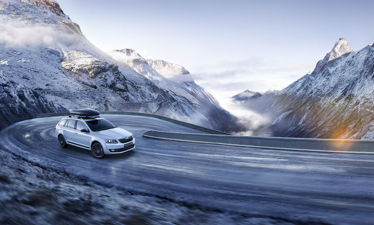Punctum Images - CGI and creative post production for SKODA
