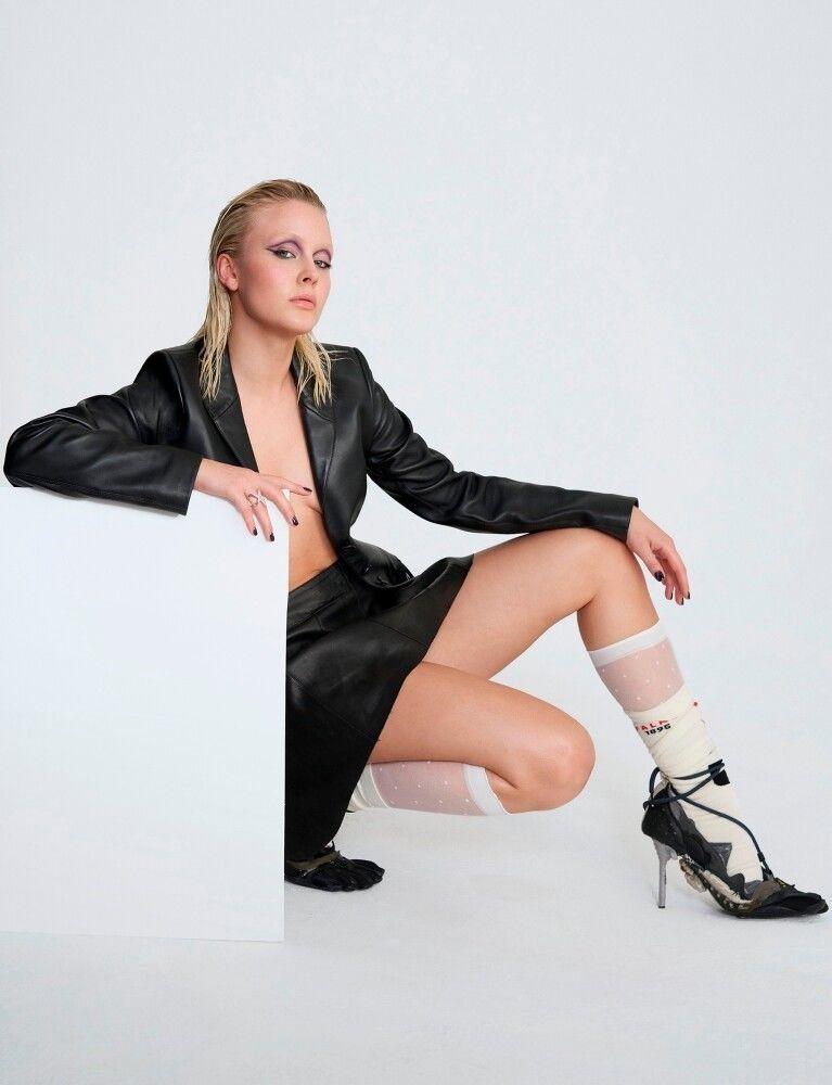 Zara Larsson for NARCISSE MAG by IAKOVOS KALAITZAKIS  c/o SHOTVIEW ARTISTS MANAGEMENT
