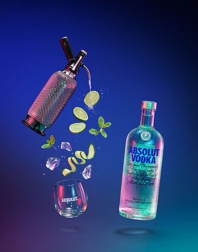 Niklas ALM for ABSOLUT VODKA