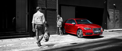 WAGNER PRODUCTIONS for AUDI S3