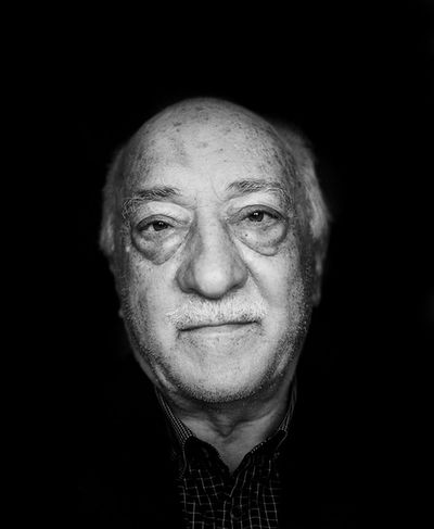 Fethullah Gülenfor THE NEW YORKER by Christaan FELBER c/o GIANT ARTISTS