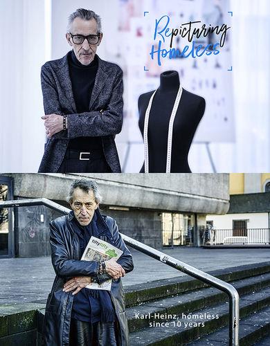 """ROCKENFELLER & GöBELS: """"Repicturing Homeless"""" by Frank Schemmann"""