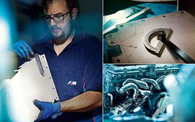 MICHAEL SEIDLER for BMW M GmbH