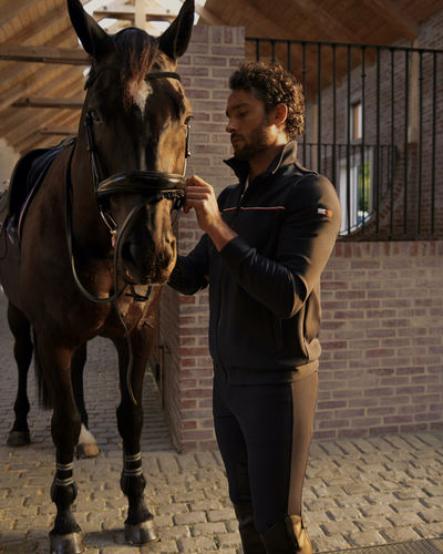 BAKER & CO for TOMMY HILFIGER EQUESTRIAN by Kyle Weeks