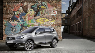 MARC TRAUTMANN for NISSAN QASHQAI