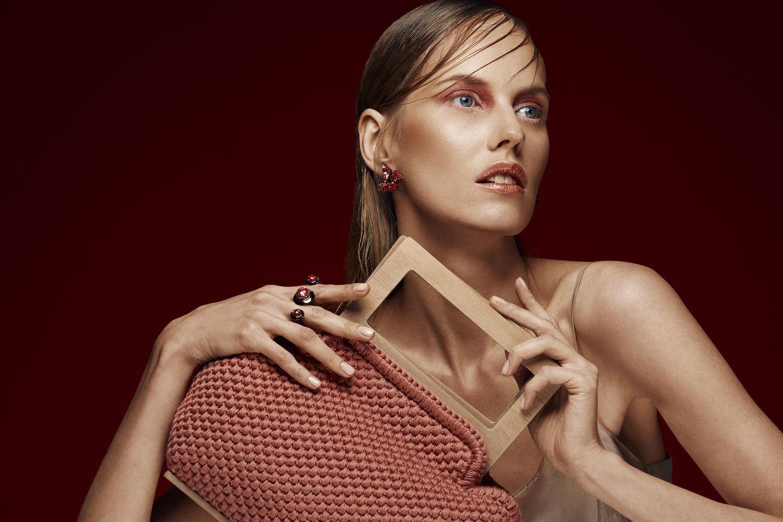 Anastasiya Antonyuk for Nargis Magazine